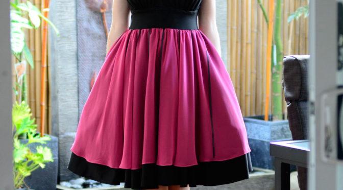 Pink World Dress