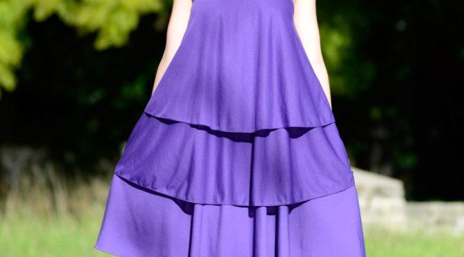 Purple Dream Dress